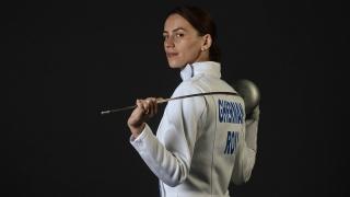 Simona Gherman este noua campioană europeană la spadă individual