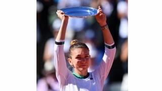 Simona Halep, jucătoarea lunii mai în circuitul WTA