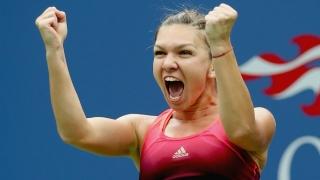 Simona Halep s-a calificat în sferturi la Miami