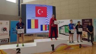 România, şase medalii la Campionatele Balcanice de tenis de masă