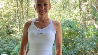 Simona Halep, pregătită pentru turneul de la Praga