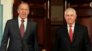 Simulacru de negocieri ruso-americane