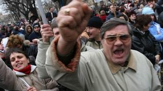 Sindicaliştii cheamă românii în stradă, din cauza măsurilor fiscale