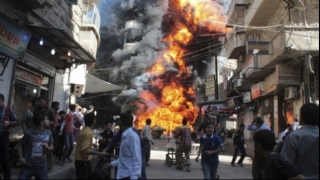 Bombardamentele au fost reluate în Alep