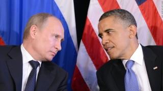 În Siria, Putin și Obama intensificarea coordonării dintre Rusia și Statele Unite