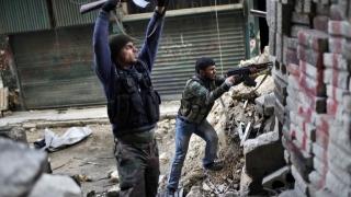 Rebelii au pierdut noi poziții în provincia siriană Alep
