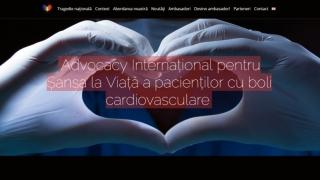 A fost lansat un site dedicat afecțiunilor cardiovasculare