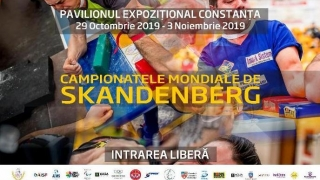 Constanța va găzdui Campionatul Mondial de Skandenberg