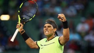 Nadal a obţinut victoria în meciul cu numărul 1000 din carieră