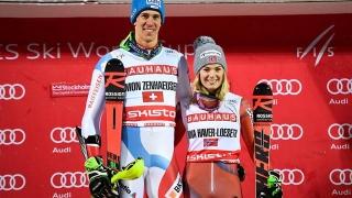Învingători-surpriză în slalomurile paralele de la Stockholm