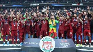 FC Liverpool, câştigătoare pentru a patra oară a Supercupei Europei