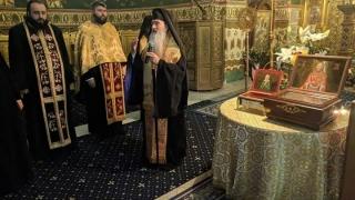 Moaștele unor sfinți importanți, aduse la Constanța