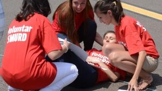 IGSU caută voluntari pentru a participa la situațiile de urgență
