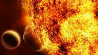Soarele, creator şi, totodată, distrugător al Terrei