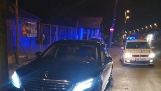 Șoferul oprit cu focuri de armă în Constanța, arestat pentru 30 de zile