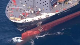 Mai mulți marinari dați dispăruți, găsiți morți în distrugătorul american avariat