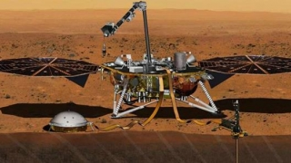 Misiune realizată cu succes de Sonda InSight! Seismometru foarte sensibil, plasat pe Marte