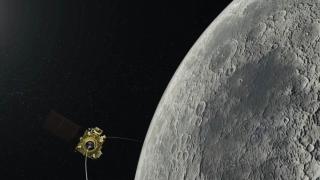 Sonda spaţială care a încercat să aselenizeze pe suprafaţa neexplorată a Lunii, identificată