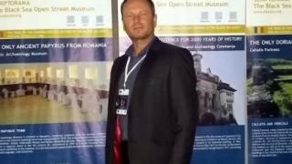 Sorin Colesniuc este noul director al Muzeului de Istorie Națională și Arheologie Constanța.