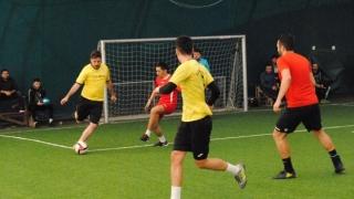 Încă un duel interesant în Campionatul Judeţean de minifotbal Constanţa