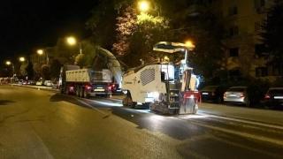 Trafic restricționat total în intersecția a două artere importante din Constanța
