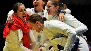 Spadasinele au adus României prima medalie olimpică la Rio
