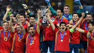Spania a câştigat pentru a cincea oară Campionatul European U21