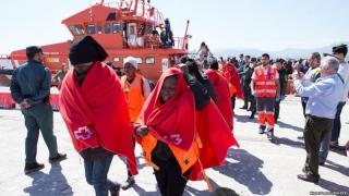 Spania, noua poartă de intrare a migranţilor în UE