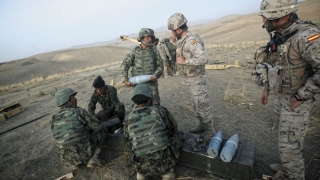 Spania ar putea suplimenta numărul militarilor care luptă împotriva SI, în Irak