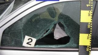 Spărgătorii de mașini adunați de poliție!
