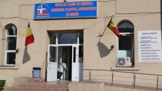 Secţia de Terapie Intensivă a Spitalului de Arşi a fost redeschisă