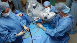 Secția de Ortopedie a Spitalului Județean Suceava, acreditată pentru prelevarea de țesut osos și ligamentar
