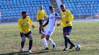 "Sport Prim Oltina a pasat ""lanterna roşie"" în Liga a V-a la fotbal"