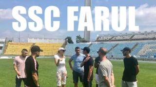 SSC Farul vrea un stadion plin la debutul în eşalonul secund