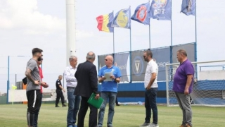 """Stadionul """"Central"""" al Academiei Hagi, omologat pentru sezonul 2018-2019"""