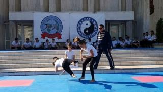 Stagiu şi curs de arbitraj în Kung-Fu la Medgidia