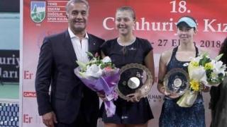 Raluca Şerban, învinsă în finala turneului de la Minsk