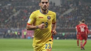 Nicolae Stanciu a marcat pentru Slavia Praga