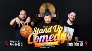 Distracție și râsete în mijlocul săptămânii. Haideți la stand-up comedy!