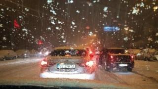 Dispecerat  D.R.D.P. Constanța- Starea drumurilor, 20 decembrie