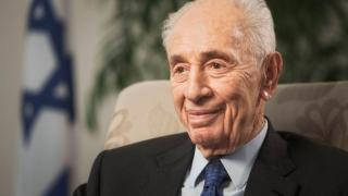 """Shimon Peres, în continuare în stare """"gravă"""", dar """"real îmbunătățită"""""""