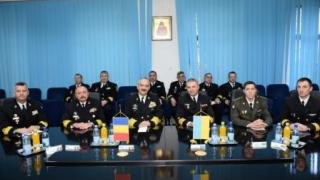 Cooperare militară româno-ucraineană în domeniul naval