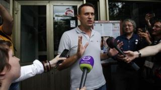 Statul rus, bun de plată! CEDO îi dă dreptate lui Navalnâi