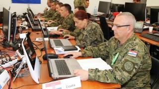 Steadfast Cobalt 2019 - cel mai mare exerciţiu de comunicaţii şi informatică de la nivelul NATO
