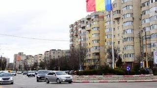 Steaguri arborate în două zone importante ale Constanței