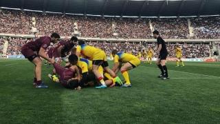 """""""Stejarii"""" s-au calificat la Cupa Mondială de rugby din 2019"""