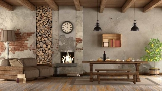 Stilul rustic. Iată 3 elemente pentru casa ta, specifice acestuia