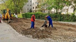 Noi locuri de parcare vor fi amenajate pe strada Dionisie cel Mic din Constanța