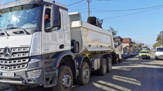 Restricții de trafic pe două artere de circulație din Constanța