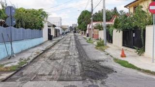Strada Rândunelelor din Constanța, închisă astăzi traficului rutier